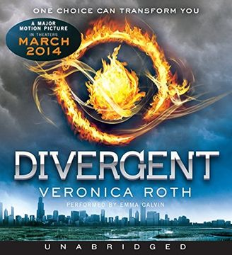 portada Divergent CD (Divergent Trilogy)