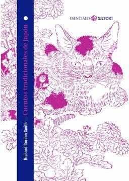 portada Cuentos Tradicionales de Japón (Bolsillo) (Esenciales Satori)