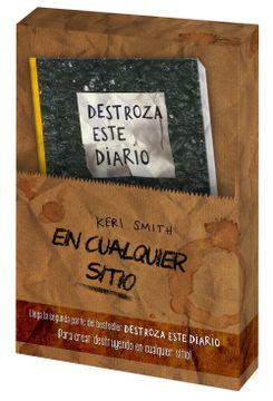 portada Kit Destroza Este Diario en Cualquier Sitio