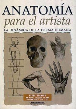 portada Anatomia Para el Artista. La Dinamica de la Forma Humana