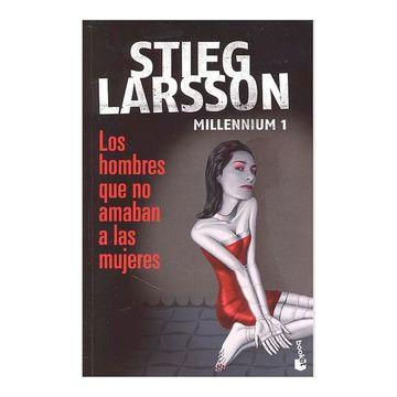 portada Millennium 1 los Hombres que no Amaban a las Mujeres