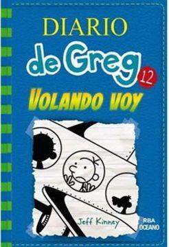 portada Volando voy (Diario de Greg #12) (b)