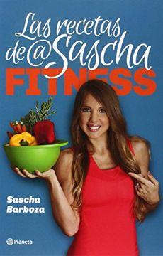 portada Las Recetas de @Sascha Fitness
