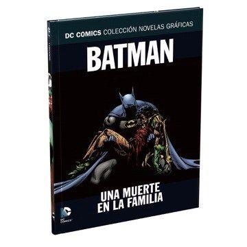 portada Dc Comics: Batman: Muerte en la Familia: 14