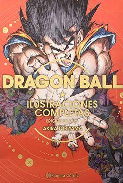 portada Dragon Ball: Ilustraciones