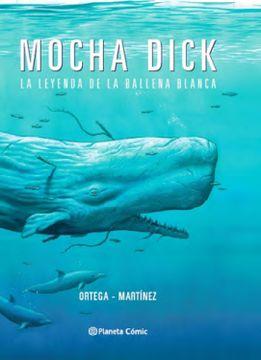 portada Mocha Dick: La Leyenda de la Ballena Blanca