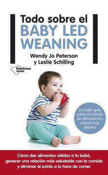 portada Todo Sobre el Baby led Weaning