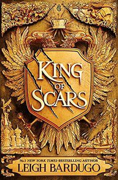 portada King of Scars (libro en Inglés)