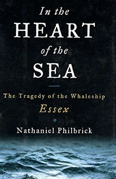 portada In the Heart of the sea (libro en Inglés)