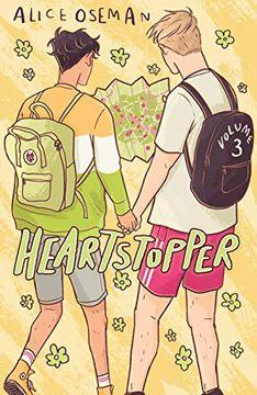 portada Heartstopper Volume Three (libro en Inglés)