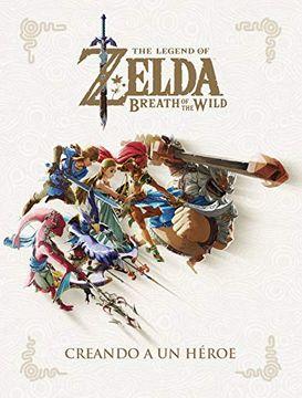 portada The Legend of Zelda: Breath of the Wild