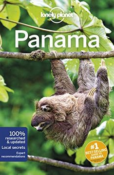 portada Lonely Planet Panama (Travel Guide) (libro en Inglés)