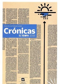 portada Cronicas el Tiempo 2018