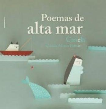 portada Poemas De Alta Mar (Coleccion Bicho Bolita)