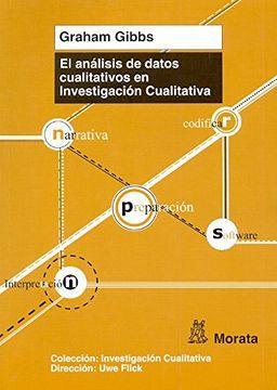 portada El Análisis de Datos Cualitativos en Investigación Cualitativa