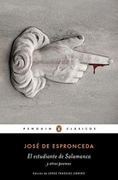 portada El Estudiante De Salamanca Y Otros Poemas (PENGUIN CLÁSICOS)
