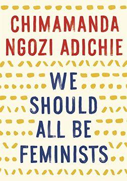portada We Should all be Feminists (libro en Inglés)