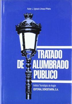 portada Tratado de Alumbrado Público
