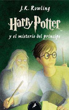 portada Harry Potter y el misterio del príncipe (6)