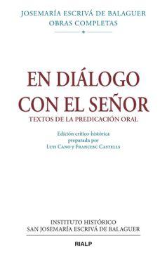 portada En Diálogo con el Señor: Edición Crítico-Histórica