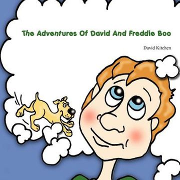 portada the adventures of david and freddie boo