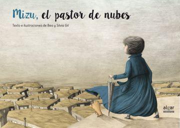 portada Mizu, el Pastor de Nubes