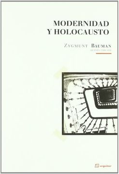 portada Modernidad y Holocausto