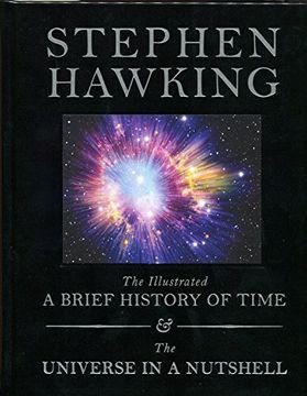 portada The Illustrated 'a Brief History of Time' (libro en inglés)