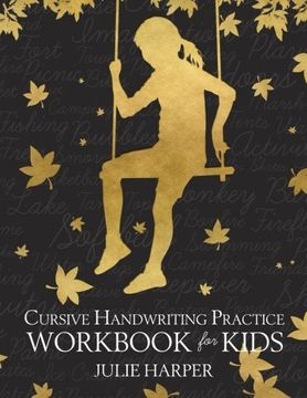 portada Cursive Handwriting Practice Workbook for Kids