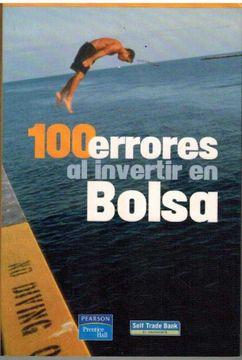 portada 100 ERRORES AL INVERTIR EN BOLSA