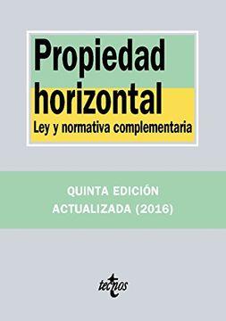 portada Propiedad horizontal