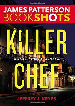 portada Killer Chef (BookShots)