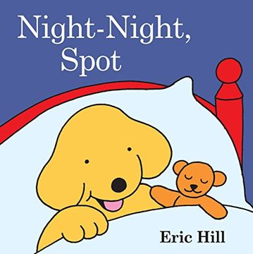portada Night-Night, Spot (libro en Inglés)