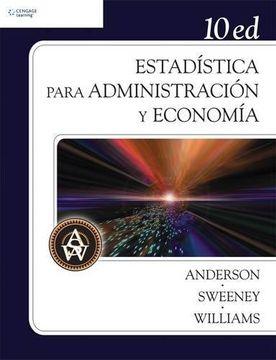 portada Estadistica Para Administracion y Economia