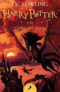 portada Harry Potter y la Orden del Fénix (Harry Potter 5)