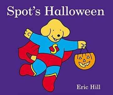 portada Spot's Halloween (Little Spot Board Books) (libro en Inglés)