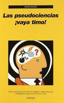 portada Las Pseudociencias¡ Vaya Timo!