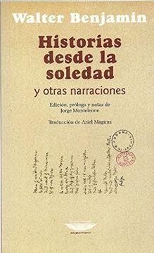 portada Historias Desde la Soledad y Otras Narraciones