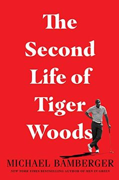 portada The Second Life of Tiger Woods (libro en Inglés)
