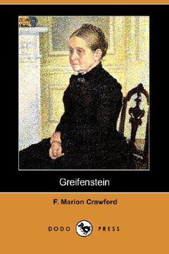 portada greifenstein (dodo press)