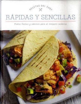 portada Recetas del Chef: Rapidas y Sencillas