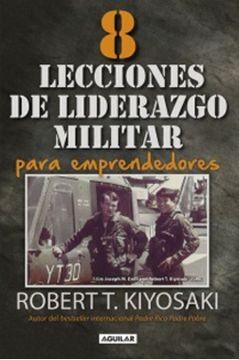 portada Ocho Lecciones de Liderazgo Militar Para Emprendedores