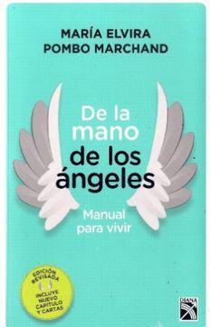 portada De la Mano de los Ángeles - Manual Para Vivir (Incluye Cartas)