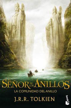 portada El Señor de los Anillos i. La Comunidad del Anillo (Biblioteca j. R. R. Tolkien)