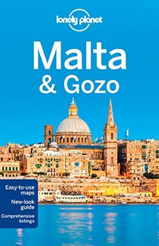 portada Lonely Planet Malta & Gozo (Travel Guide)