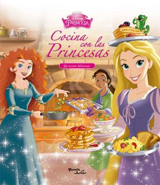 portada Cocina con las Princesas