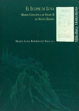 portada Eclipse de luna (Biblioteca montaniana)