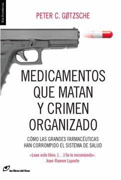 portada Medicamentos que Matan y Crimen Organizado
