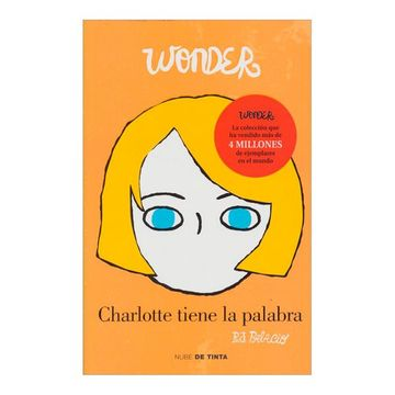 portada Charlotte Tiene la Palabra