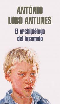 portada El Archipiélago del Insomnio (Literatura Random House)